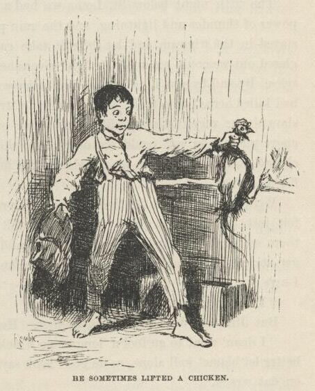 The symbolism of superstition in huckleberry finn by mark twain