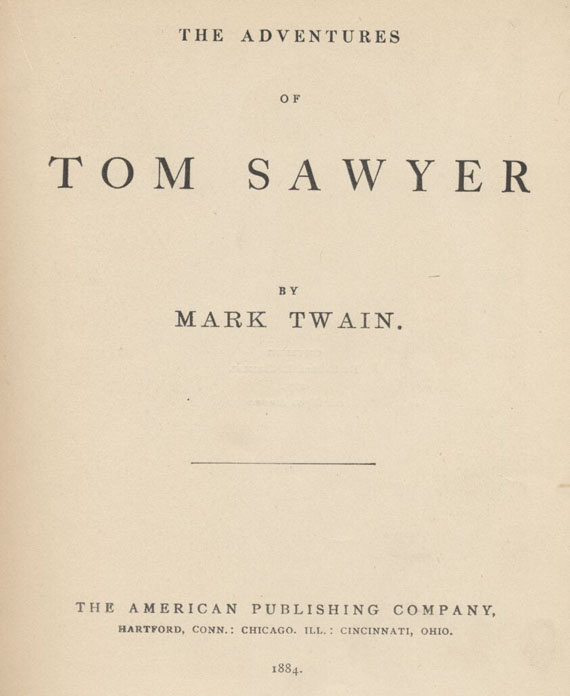 mark twain read listen tom sawyer chapter 1. Black Bedroom Furniture Sets. Home Design Ideas