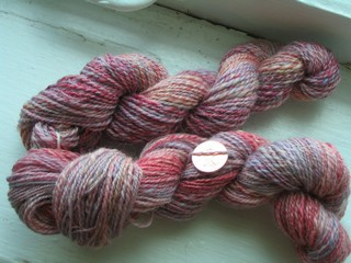 Cotton Candy Handspun Yarn